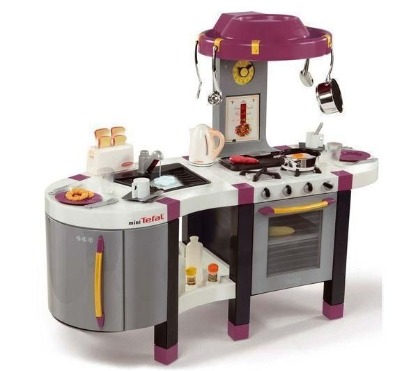 The Smoby French Touch Excellence Deluxe Kitchen es
