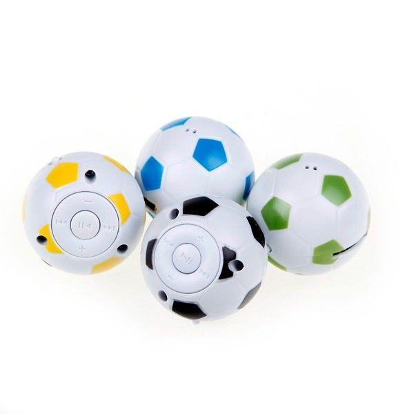 Reproductor MP3 balón de futbol | Mis Detalles de Boda