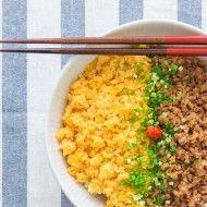 Soborodon (Chicken Rice Bowl)