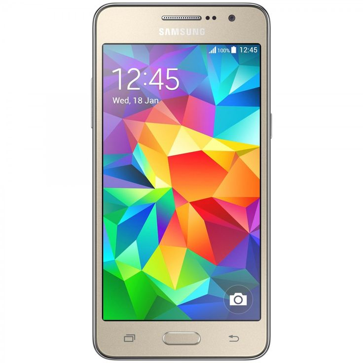 Smartphone Samsung Galaxy Grand Prime 8Gb 4G Gold - Neoplaza.ro