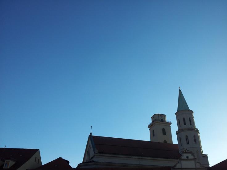 St.Johannis #Zittau    facebook.com/StadtZittau