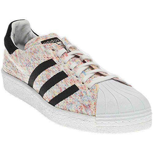 Adidas Mens Superstar 80s Pk Originals FtwwhtFtwwhtCblack
