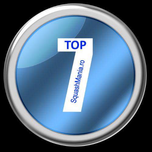 TOP 7 SquashMania.ro: August 2014  http://www.squashmania.ro/top-7-squashmania-ro-august-2014/