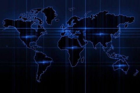 Share for Care Gambar Wallpaper Keren buat Desktop Laptop 2015 - copy world map wallpaper for mobile
