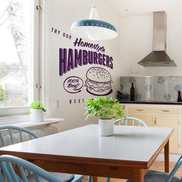 17 best images about vinilos decorativos cocinas on - Decorar una cocina ...