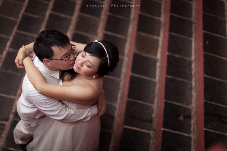 Pre-Wedding | Haeman + Jamie Portraiture at Melaka