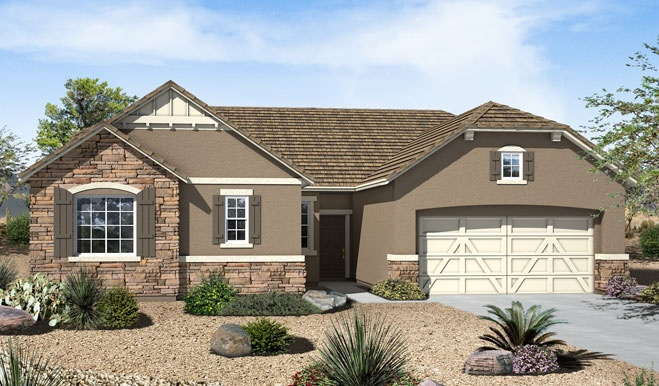 17 best images about las vegas dream homes on pinterest for Houses with stone accents