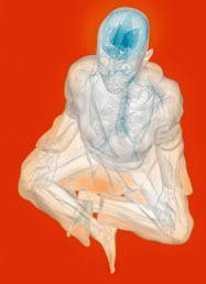 瞑想を続けることで脳の構造や大きさが変わる。画像はイメージ(イラスト:Bryan Christie)