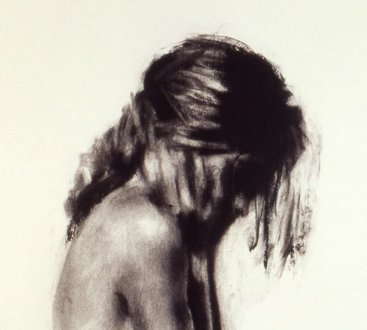 Charlie Mackesy   'Girl'   Limited Edition Signed Lithograph   74 x 53 cm