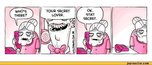 stay secret