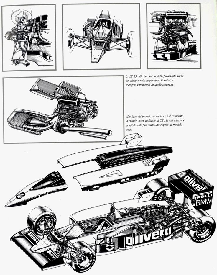 36 best brabham bt55 images on pinterest