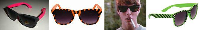 80s Wayfarer Sunglasses