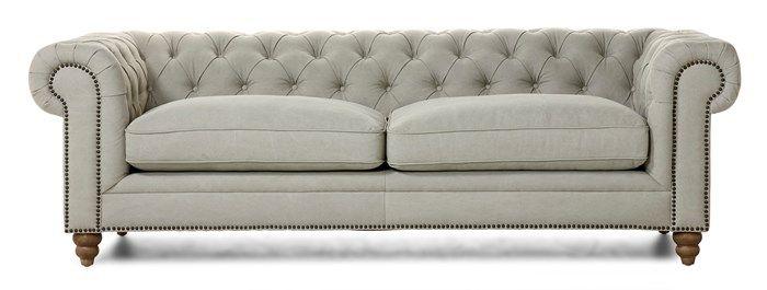 Produktbild - Chester Delux, 3-sits soffa