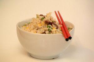 Важнейший продукт питания — отварной рис