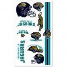 Jacksonville Jaguars Temporary Tattoos #Jacksonville #Florida #Jaguars #JacksonvilleJaguars #Memorabilia #Sports #Merchandise #Football #NFL | Order Today At www.sportsnutemporium For Only $1.95