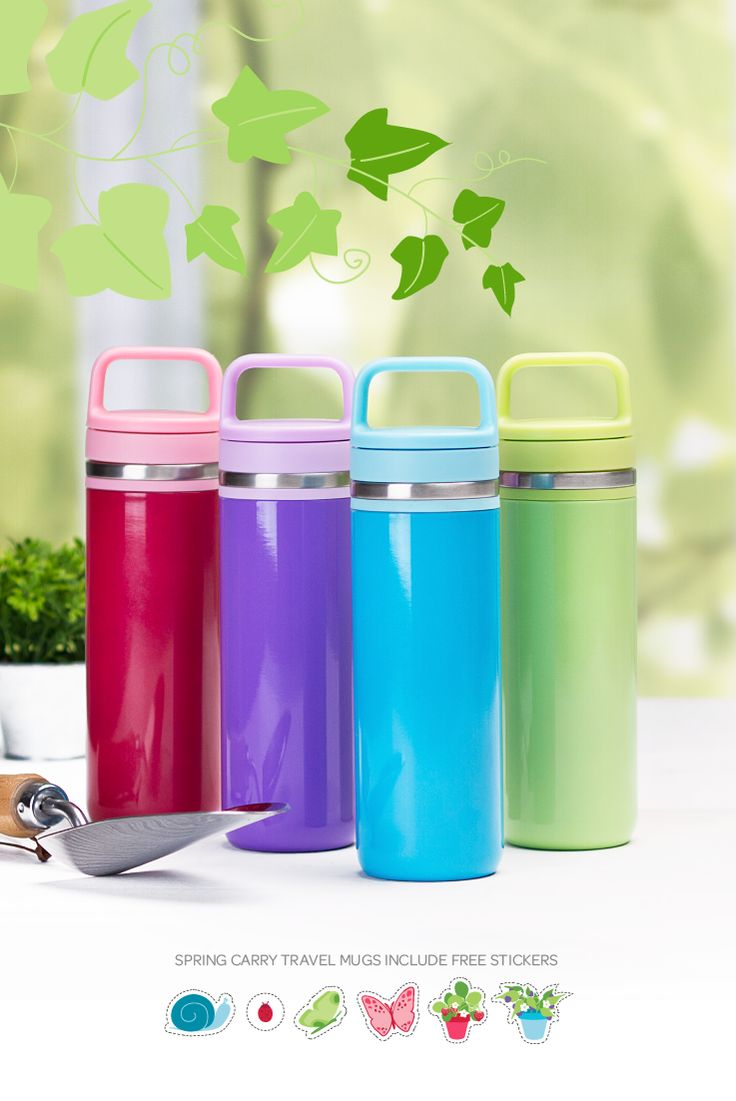 Everyone's favourite leakproof travel mug in chic shades!