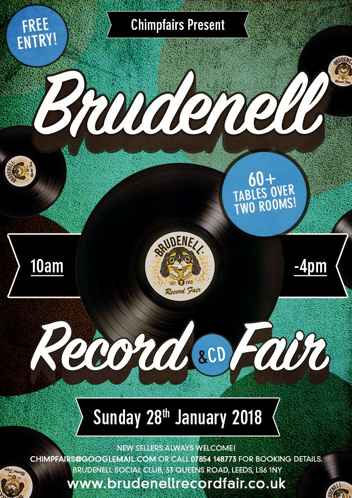 Brudenell Record Fair Was The Place For Browsing For Records On