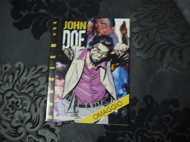 John Doe Dossier #04 + altro Bonelli
