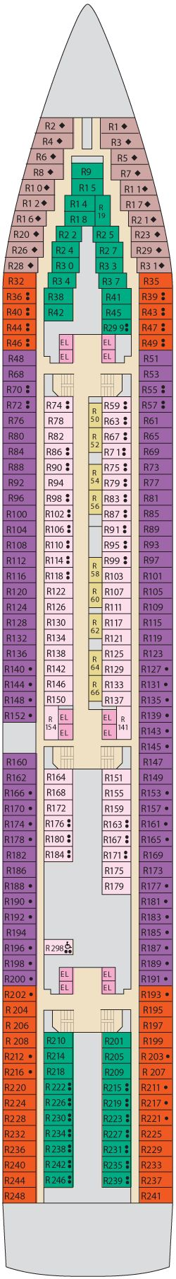 carnival elation deck layout - Google Search   GETTING READ TO SAIL!