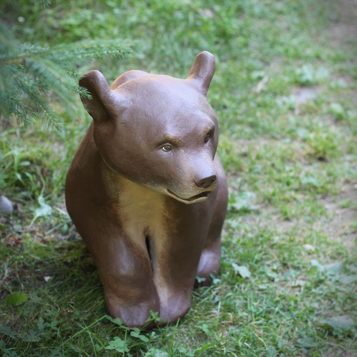 Бетон медведь купить бур 40 800 по бетону