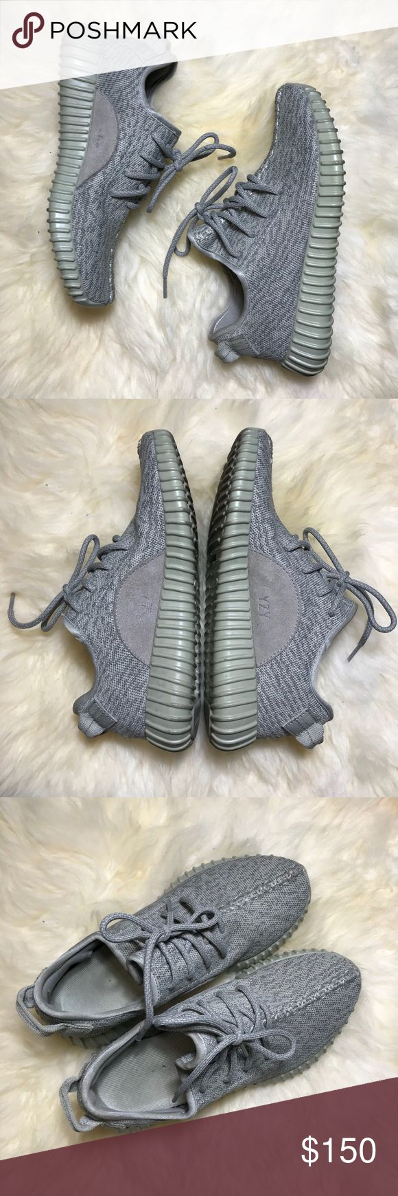 Moon rock yeezy sneakers adidas Adidas yeezy sneaker. Size 7.5 in women's. Worn only a handful of times still in great condition although name has worn out on the insole. Authentic purchased from a sneaker collector. Yeezy Shoes Sneakers