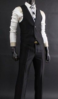 1000  ideas about Mens Suit Vest on Pinterest | Dark blue suit