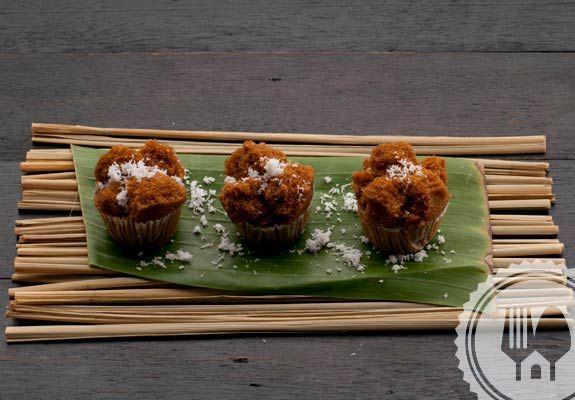 Rasamasa - Kue Mangkuk Gula Jawa