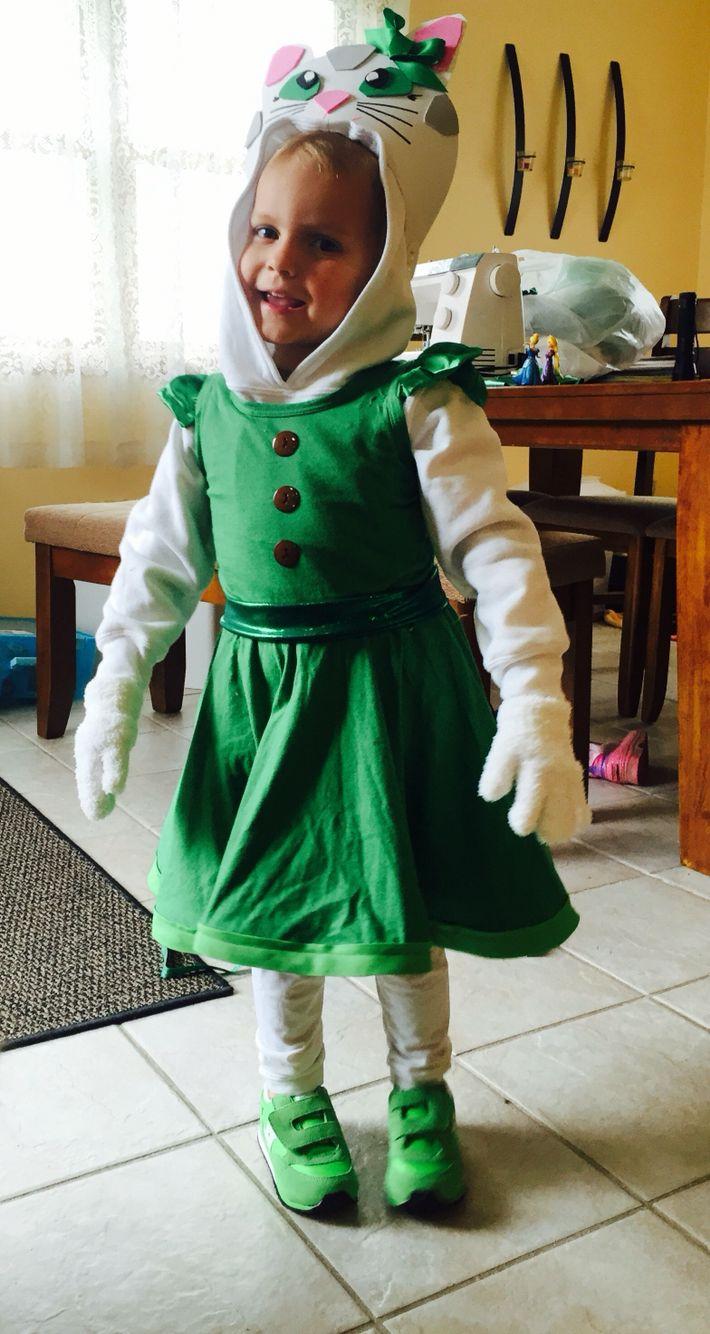 Daniel Tiger Halloween Costume