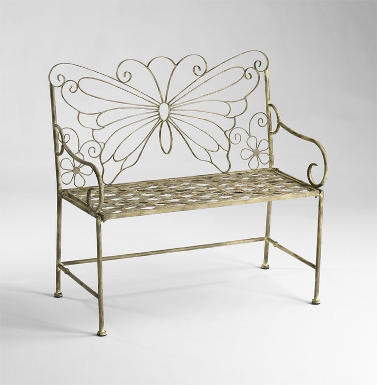 195 best furniture butterflies images on pinterest painted