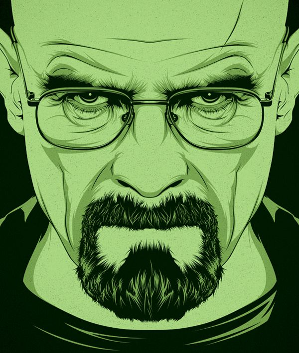 Walter White by craniodsgn