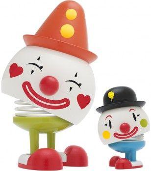 Hoptimist Clown-Family