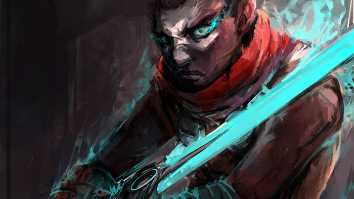 Ekko Sword League Of Legends Wallpaper In 2019 League