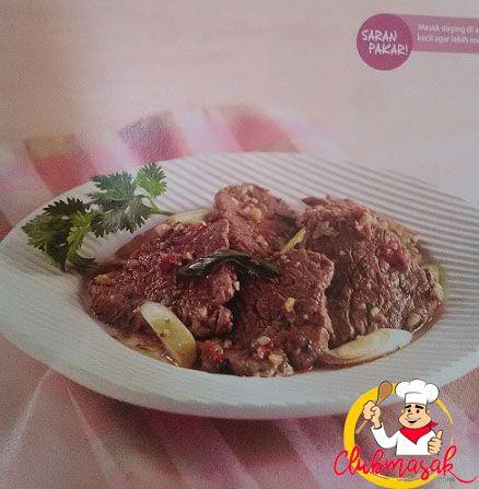 Resep Daging Ala Thai, Resep Masakan Sehari-Hari Dirumah, Club Masak