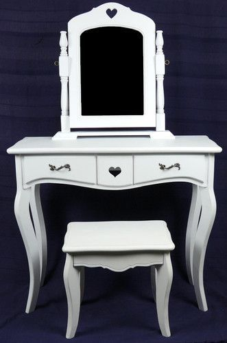 Fresh Girls Dressing Table and Stool