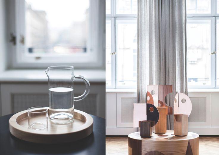 """""""Hotel essentials"""" to kolekcja ośmiu obiektów, które Maria Jeglińska zaprojektowała dla Autor Rooms. To jedyny hotel butikowy w Warszawie w całości wyposażonym w przedmioty zaprojektowane lub wykonane w Polsce. Jak mówią właściciele, ich ambicją jest tworzenie nowych jakos"""