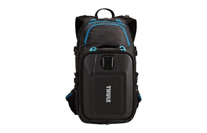 THULE LEGEND GOPRO BACKPACK WITH INTEGRATED GOPRO MOUNTS --> Thule's Legend GoPro Backpack follows the tradition of the rest of Thule's gear by delivering something which will be extremely useful to GoPro users.