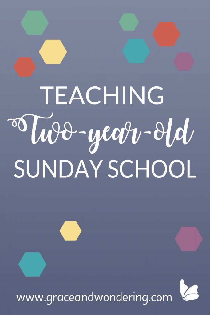 Teaching Two-Year-Olds: A Children's Ministry Challenge