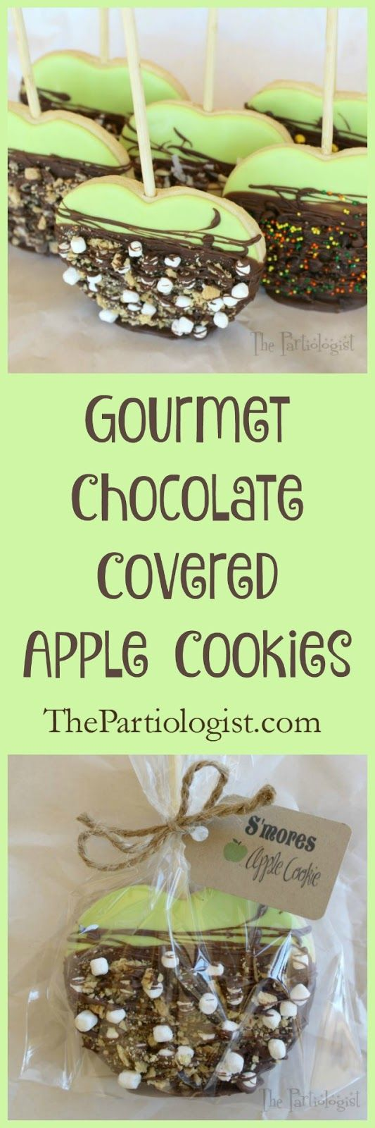Without hesitation, I can say a chocolate covered caramel apple is one of my favorite desserts. Even with all the sweets in my kitchen, I ...