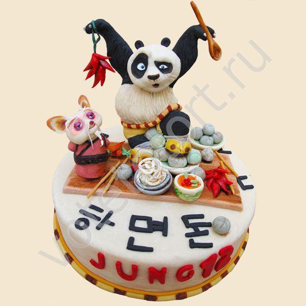 торт панда - Поиск в Google