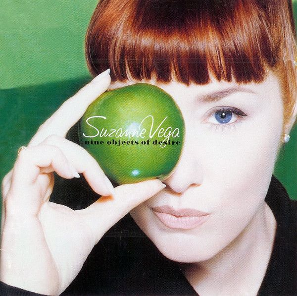 "Suzanne Vega ""Nine Objects Of Desire"" 1996"