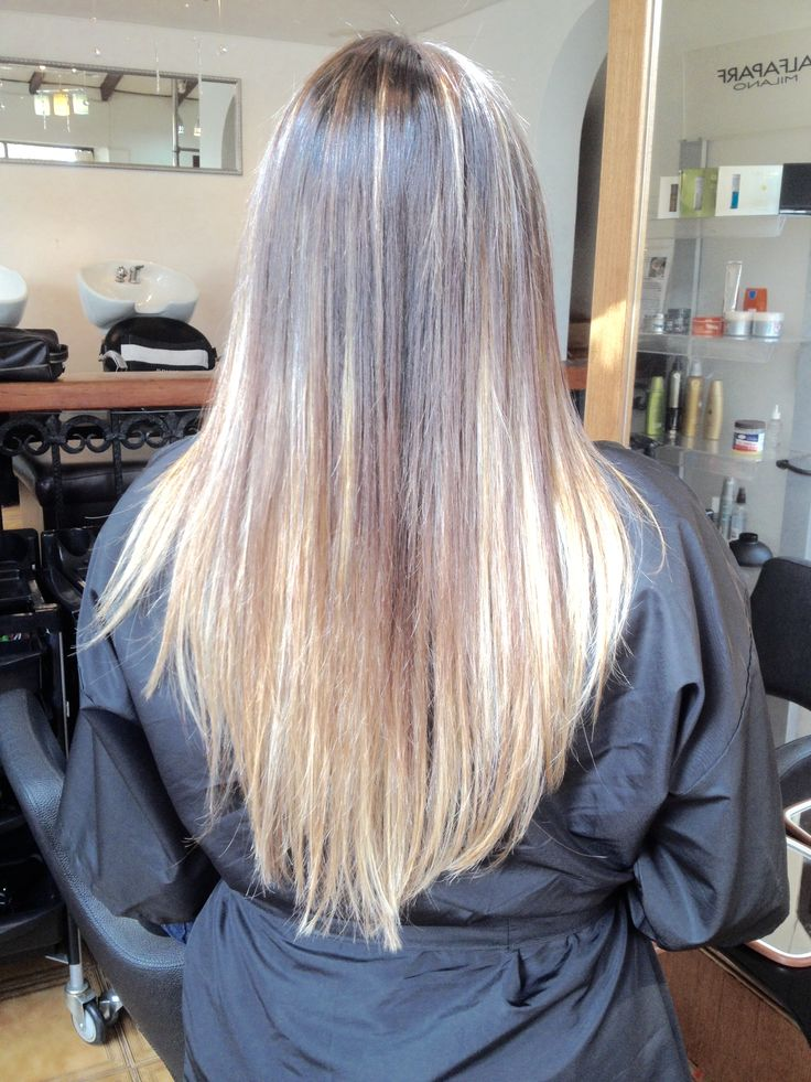 Balayage... Cool  #BonnoNci