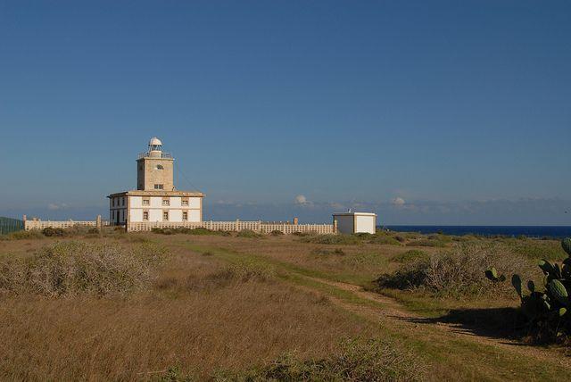 Far de l'Illa de Tabarca (Santa Pola)