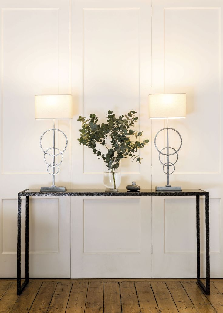 Awesome Clavius Console Table and Halo Lamps by Blackbird London Inspirational - Best of 36 console table Elegant