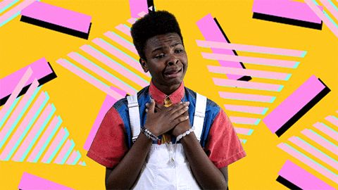 New party member! Tags: touched moved jay versace happy tears