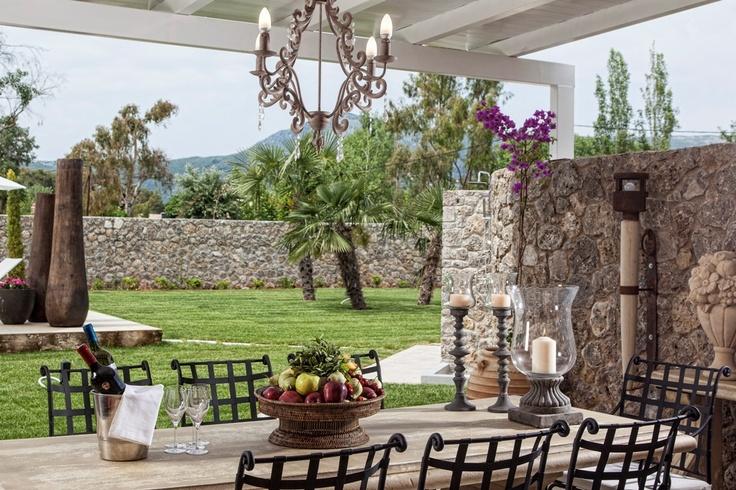 Villa Anna, Private Villas In Corfu