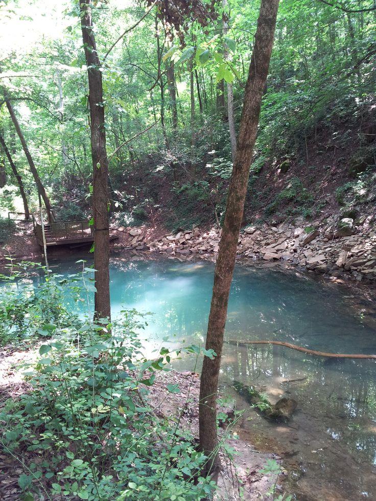 Blue Hole. Bowling Green Kentucky