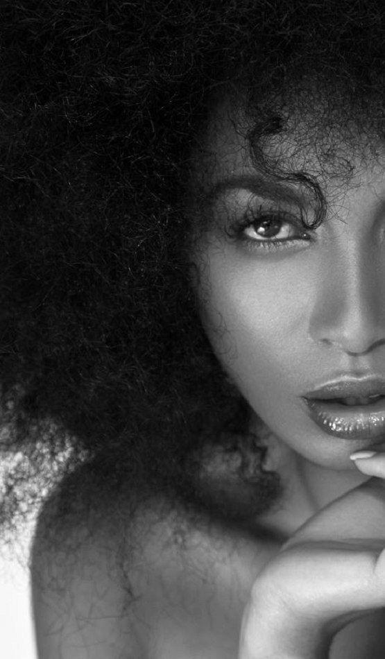 cristallo nero-babes: Genet Ogeto - Modelli nero di modo da Etiopia etiopici Nero Modelle   africani neri Modelle