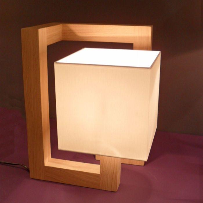 Lámpara de Mesa Bio 389 - Emmanuel Lussot - ArenasCollection.com
