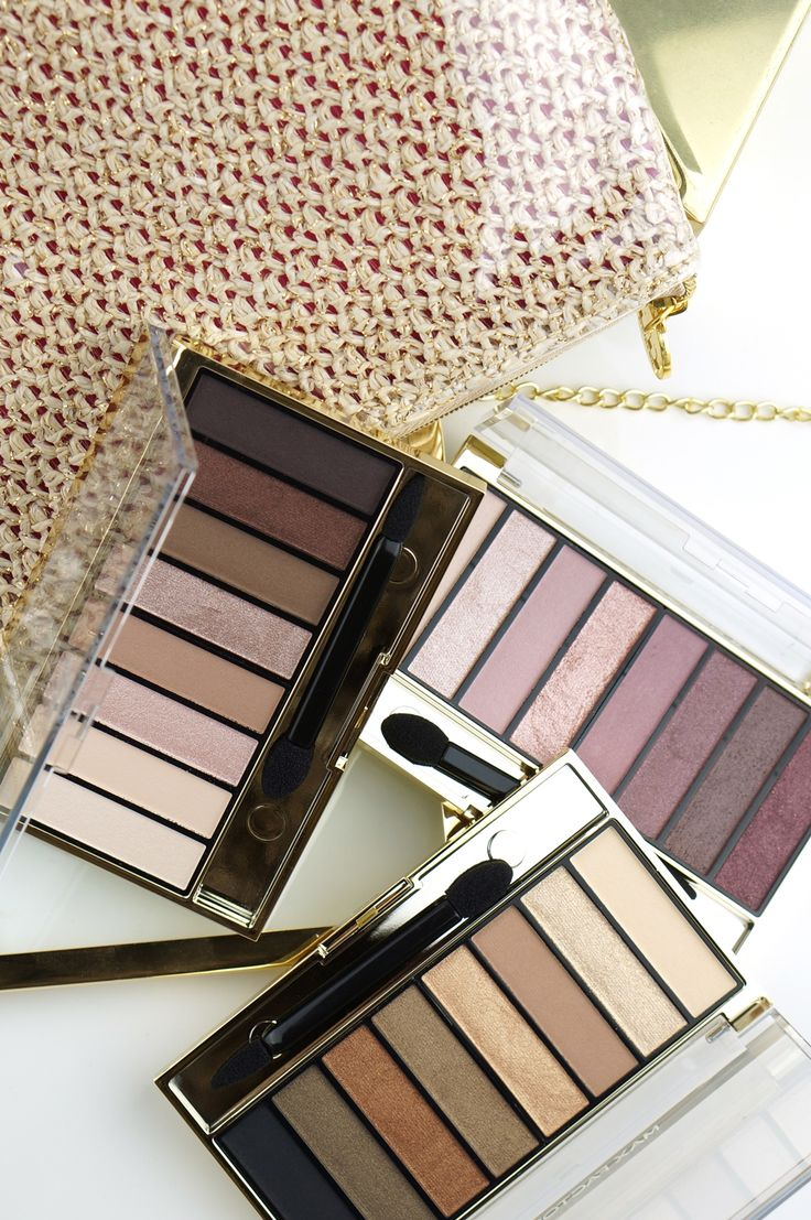 Max Factor Masterpiece Nude Palettes