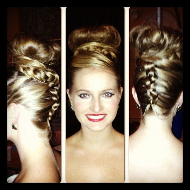 20 best eleven salon and spa delray beach images on pinterest bridal updo braided bun from eleven salon and spa delray florida solutioingenieria Choice Image